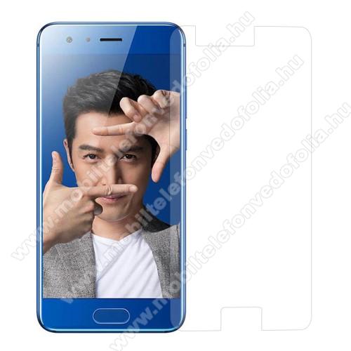 Előlap védő karcálló edzett üveg - 0,3 mm vékony, 9H, Arc Edge - HUAWEI Honor 9 / HUAWEI Honor 9 Premium