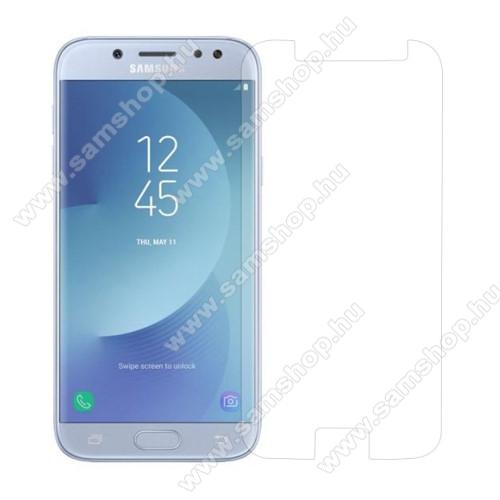SAMSUNG SM-J530 Galaxy J5 (2017)Előlap védő karcálló edzett üveg - 0,3 mm vékony, 9H, Arc Edge - SAMSUNG SM-J530 Galaxy J5 (2017)