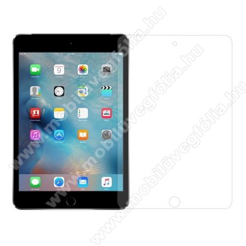 Előlap védő karcálló edzett üveg - 0,3mm, 9H, Arc Edge - APPLE iPad Mini 4 / APPLE iPad mini (2019)