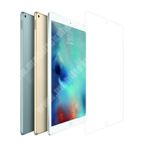 APPLE iPad Pro 12.9 Előlap védő karcálló edzett üveg - 0.3mm vékony!, 9H, Arc Edge - APPLE iPad Pro