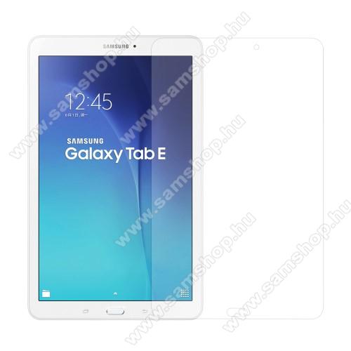 SAMSUNG SM-T560 Galaxy Tab E 9.6Előlap védő karcálló edzett üveg - 0.3mm vékony!, 9H, Arc Edge - SAMSUNG SM-T560 Galaxy Tab E 9.6