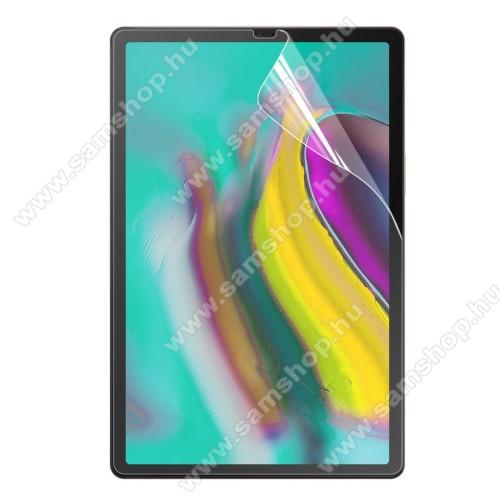 SAMSUNG Galaxy Tab S5e 10.5 LTE (SM-T725)ENKAY HD PET képernyővédő fólia - Clear - 1db, törlőkendővel - SAMSUNG Galaxy Tab S5e 10.5 Wi-Fi (SM-T720) / SAMSUNG Galaxy Tab S5e 10.5 LTE (SM-T725) - GYÁRI