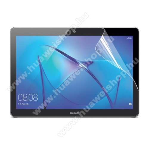 HUAWEI MediaPad T5 10ENKAY képernyővédő fólia - Clear - 1db, törlőkendővel - HUAWEI MediaPad T5 10 - GYÁRI