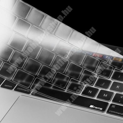 ENKAY ULTRAVÉKONY billentyűzet fólia / takaró - ÁTLÁTSZÓ - mosható, levehető és újra felrakható - MacBook Pro (2016) 13 / MacBook Pro (2016) - GYÁRI15 - US VERZIÓ!