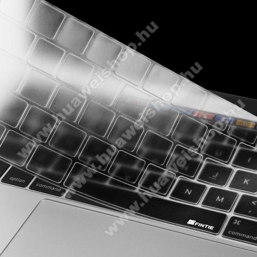 ENKAY ULTRAVÉKONY billentyűzet fólia / takaró - ÁTLÁTSZÓ - mosható, levehető és újra felrakható - MacBook Pro (2016) 13 / MacBook Pro (2016) 15 - US VERZIÓ!