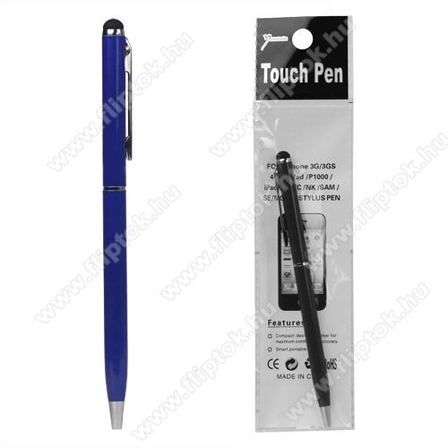 Motorola Moto E6Érintőképernyő ceruza / golyós toll - BLUE / KÉK