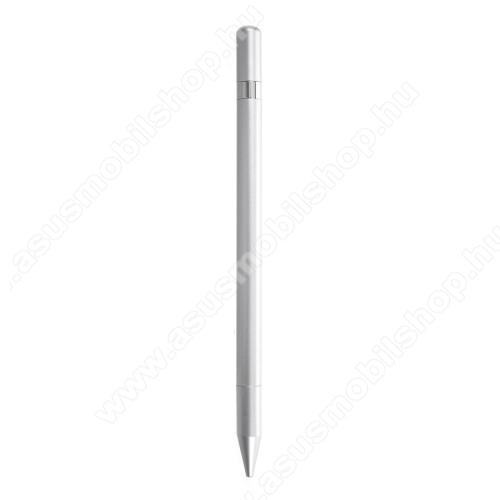 ASUS Memo Pad 10.1 ME301T-1B015AÉrintőképernyő ceruza / golyós toll - kapacitív kijelzőhöz, KÉZÍRÁSRA, RAJZOLÁSRA ALKALMAS - SZÜRKE