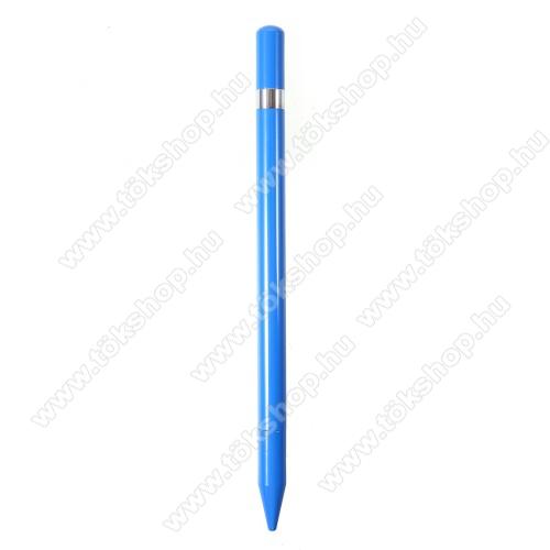 Xiaomi Poco M3 Pro 5GÉrintőképernyő ceruza / golyós toll - kapacitív kijelzőhöz, KÉZÍRÁSRA, RAJZOLÁSRA ALKALMAS - KÉK