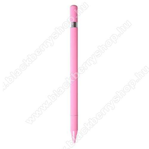 BLACKBERRY Evolve XÉrintőképernyő ceruza / golyós toll - kapacitív kijelzőhöz, KÉZÍRÁSRA, RAJZOLÁSRA ALKALMAS - RÓZSASZÍN