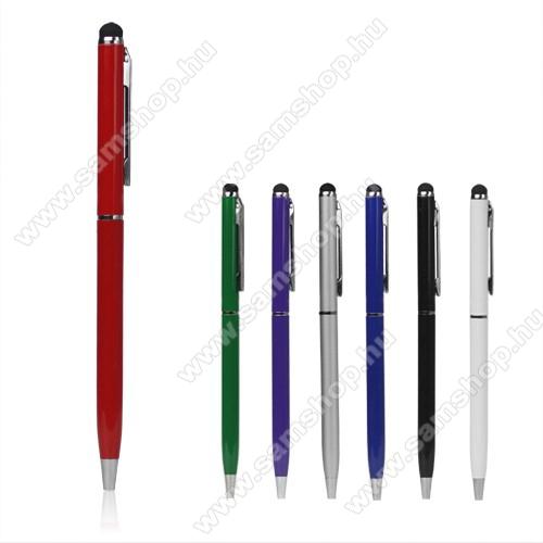SAMSUNG W960 Amoled 3DÉrintőképernyő ceruza / golyós toll - SILVER / EZÜST