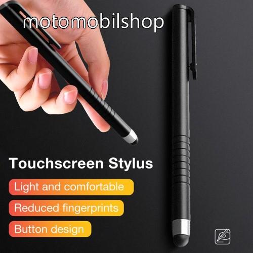 MOTOROLA Xoom 2 Media Edition (MZ608) Érintőképernyő ceruza - kapacitív kijelzőhöz, 115 x 11mm - FEKETE