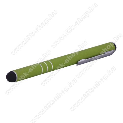 SAMSUNG SM-T547 Galaxy Tab Active Pro (LTE)Érintőképernyő ceruza - kapacitív kijelzőhöz - ZÖLD