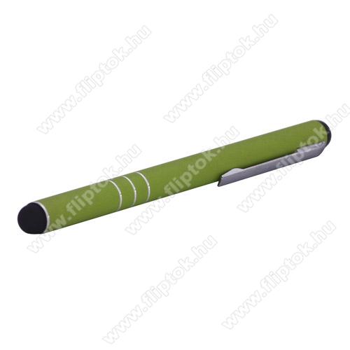 LG G Pad 5 10.1Érintőképernyő ceruza - kapacitív kijelzőhöz - ZÖLD