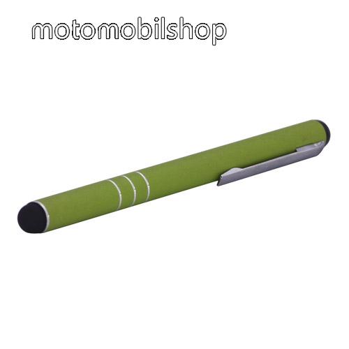 MOTOROLA Moto G8 Plus Érintőképernyő ceruza - kapacitív kijelzőhöz - ZÖLD