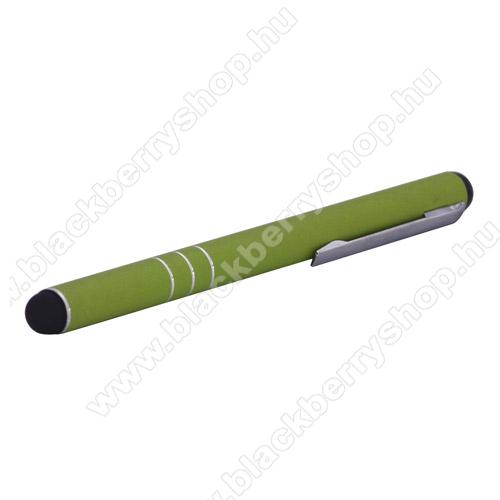 BLACKBERRY 9530 StormÉrintőképernyő ceruza - kapacitív kijelzőhöz - ZÖLD