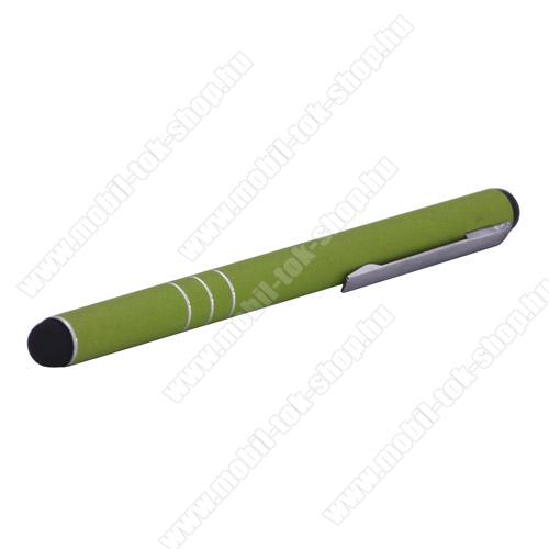 Érintőképernyő ceruza - kapacitív kijelzőhöz - ZÖLD