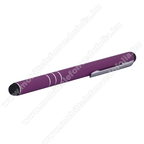 OPPO R17Érintőképernyő ceruza - kapacitív kijelzőhöz - LILA