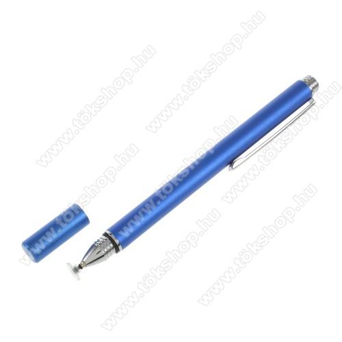 Elephone S3 LiteÉrintőképernyő ceruza - kapacitív kijelzőhöz, KÉZÍRÁSRA, RAJZOLÁSRA IS ALKALMAS - KÉK