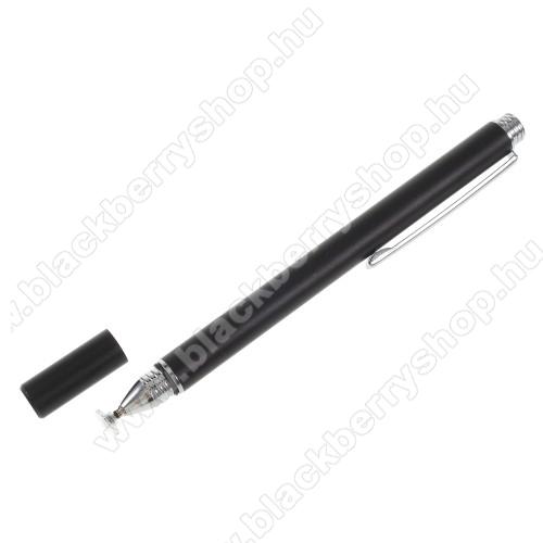 BLACKBERRY 9530 StormÉrintőképernyő ceruza - kapacitív kijelzőhöz, KÉZÍRÁSRA, RAJZOLÁSRA IS ALKALMAS - FEKETE