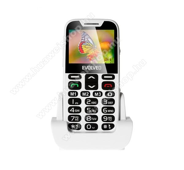 Evolveo EasyPhone XD (EP600), fehér