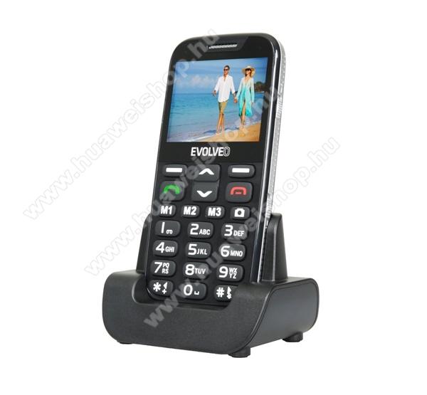 Evolveo EasyPhone XD (EP600), fekete