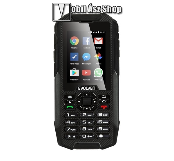 Evolveo StrongPhone X4 Black