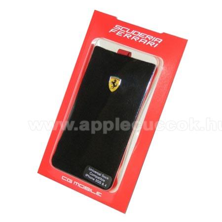 Ferrari F1 tok zokni (karab�ner) FEKETE