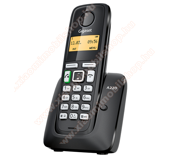 Gigaset A220 Dect, fekete