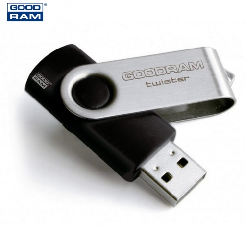 GOODRAM pendrive/TWISTER (3.0) 16 GB - UTS3-0160K0R11 - GYÁRI