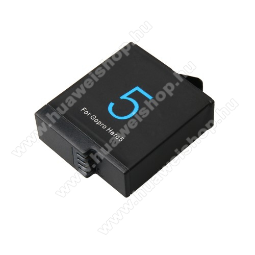 GoPro Hero5 akkumulátor - 1220mAh 3.85V Li-ION - AT695
