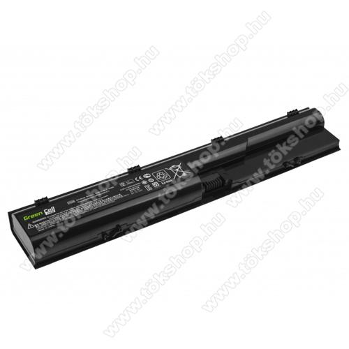 GREEN CELL akku 10.8V (11.1V) / 5200 mAh Li-Ion, HP Probook 4330s 4430s 4440s 4530s 4540s - HP43PRO - PR06