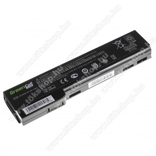 GREEN CELL akku 10.8V (11.1V) / 5200mAh Li-Ion, HP EliteBook 8460p 8460w 8470p 8560p 8570p ProBook 6460b 6560b 6570b - HP50PRO - CC06 HSTNN-DB1U