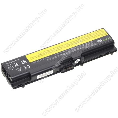 GREEN CELL akku 10.8V (11.1V) / 5200mAh Li-Ion, Lenovo ThinkPad T410 T420 T510 T520 W510 Edge 14 15 E525 - LE05PRO - 42T4795