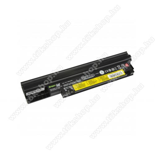 GREEN CELL akku 10.8V (11.1V) / 5200mAh Li-Ion, Lenovo ThinkPad Edge E30 - LE37PRO - 42T4813 42T4814