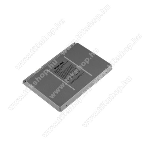 GREEN CELL akku 10.8V (11.1V) / 6300mAh Li-Polymer, Apple Macbook Pro 17 A1151 A1212 A1229 A1261 (2006, 2007, 2008) - AP04PRO
