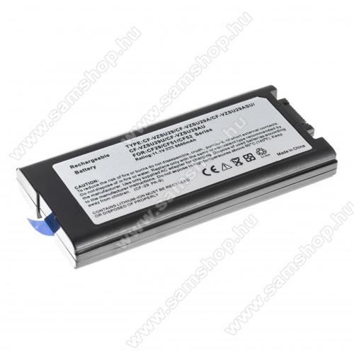GREEN CELL akku 10.8V (11.1V) / 6600mAh Li-Ion, Panasonic Toughbook CF29 CF51 CF52 - PS01 - CF-VZSU29