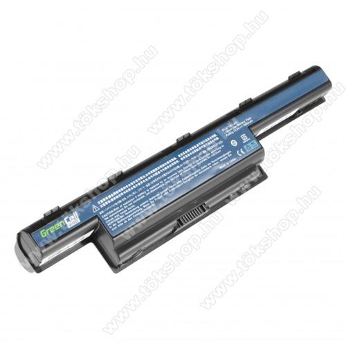 GREEN CELL akku 10.8V (11.1V) / 7800mAh Li-Ion, Acer Aspire 5740G 5741G 5742G 5749Z 5750G 5755G - AC07PRO - AS10D31 AS10D41 AS10D51