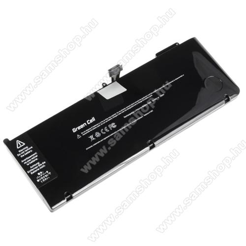 GREEN CELL akku 10,95V / 73Wh / 6700mAh Li-Polymer, Apple Macbook Pro 15 A1286 (2011-2012) - AP08PRO - A1382