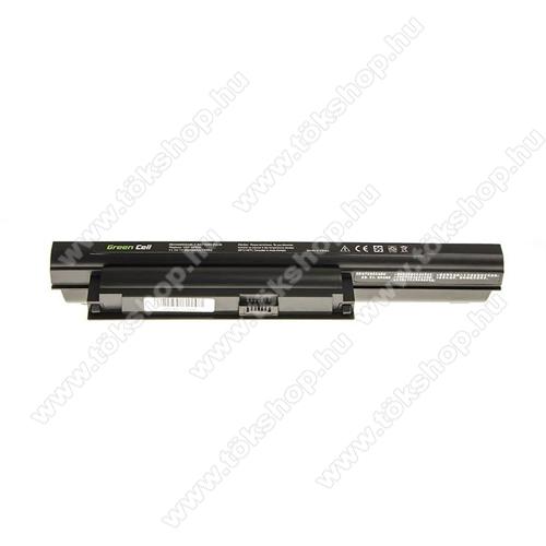 GREEN CELL akku 11.1V (10.8V) / 6600mAh Li-Ion, Sony Vaio PCG-71211M PCG-61211M PCG-71212M - SY14 - VGP-BPS22 VGP-BPL22