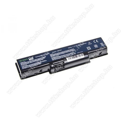 GREEN CELL akku 11.1V (10.8V) / 7800mAh Li-Ion, Acer Aspire 4710 4720 5735 5737Z 5738 - AC02PRO - AS07A32 AS07A41 AS07A42