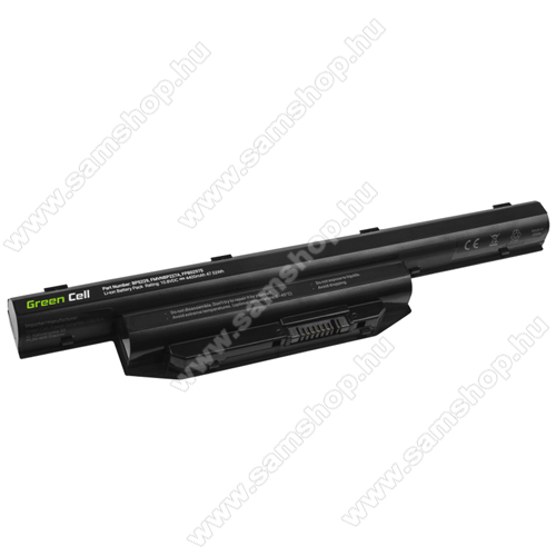 GREEN CELL akku 11.1V / 4400 mAh Li-Polymer Fujitsu LifeBook A514 A544 A555 AH544 AH564 E547 E554 E733 E734 E743 E744 E746 E753 E754 S904 - FS31