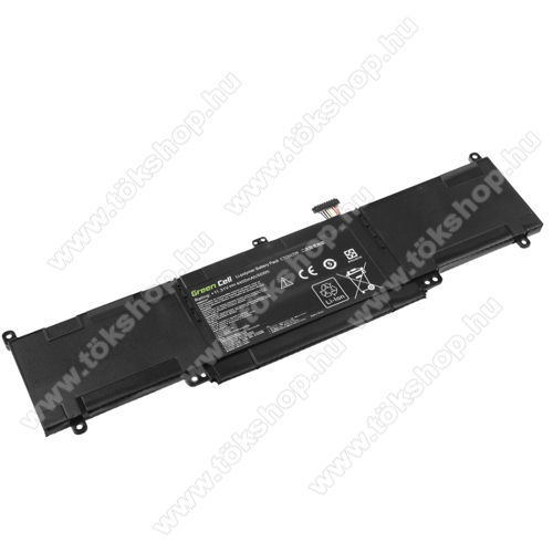 GREEN CELL akku 11.31 V / 4400 mAh Li-Polymer, Asus ZenBook UX303 UX303U UX303UA UX303UB UX303L Transformer Book TP300L TP300LA - AS132 - C31N1339
