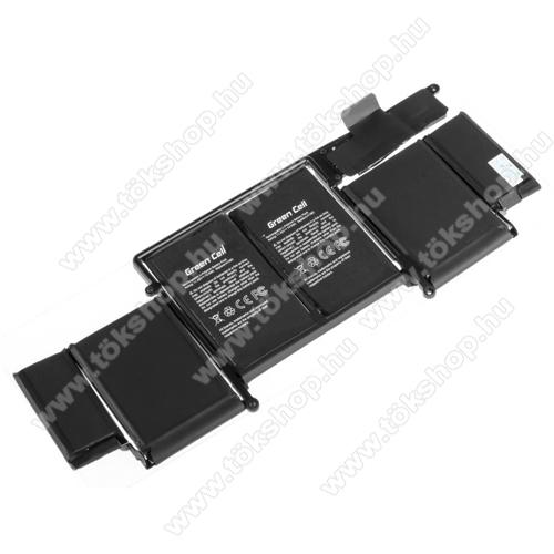 GREEN CELL akku 11,42V / 74,9 Wh / 6600mAh Li-Polymer, Apple Macbook Pro 13 A1502 (2015 eleje) - AP23PRO - A1582