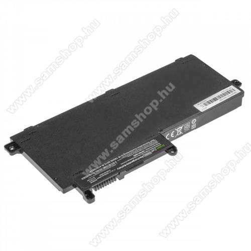 GREEN CELL akku 11.4V (11.1V) / 3400 mAhLi-Polymer, HP ProBook 640 G2 645 G2 650 G2 G3 655 G2 - HP184 - CI03XL