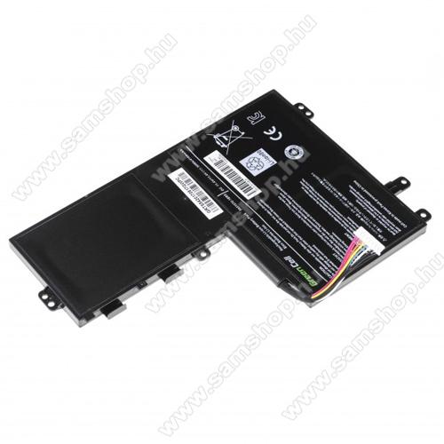GREEN CELL akku 11,4V / 3800mAh Li-Polymer, Toshiba Satellite U940 U40t U50t M50-A M50D-A M50Dt M50t - TS54 - PA5157U-1BRS
