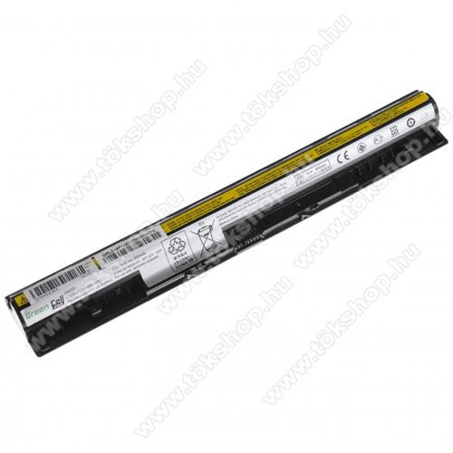 GREEN CELL akku 14.4V (14.8V) / 2600mAh Li-Ion, Lenovo G50 G50-30 G50-45 G50-70 G50-80 G500s G505s - LE46PRO - L12M4E01