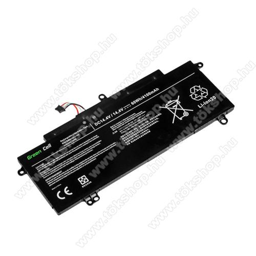 GREEN CELL akku 14,4V / 3400mAh Li-Polymer, Toshiba Tecra Z40 Z40-A-13Q Z40-A-167 Z50 Z50-A-15P Z50-A-16C - TS58 - PA5149U-1BRS