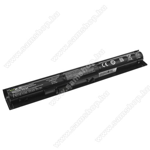 GREEN CELL akku 14.8V (14.4V) / 2600 mAh Li-Ion, HP ProBook 450 G3 455 G3 470 G3 - HP96PRO - RI04 805294-001