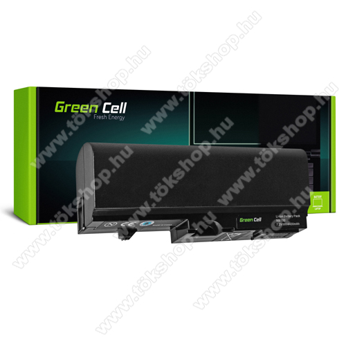 GREEN CELL akku 7,4V / 4400mAh Li-Ion, Toshiba Mini NB100 NB105 - TS26 - PA3689U-1BAS PA3689U-1BRS PABAS155 PABAS156