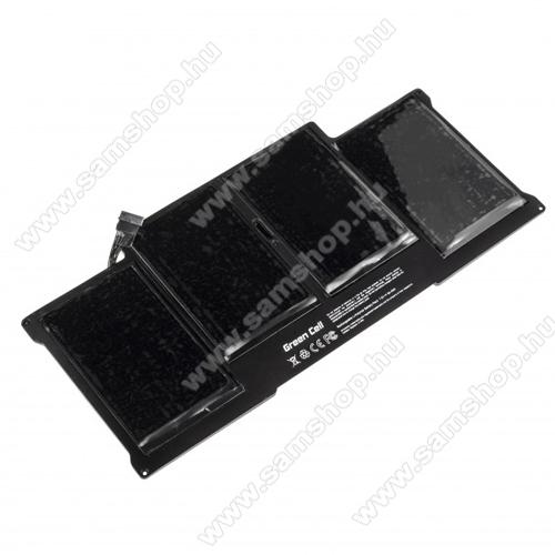 GREEN CELL akku 7,6V / 54.4Wh / 7200mAh Li-Polymer, Apple Macbook Air 13 A1369 A1466 - AP14PRO